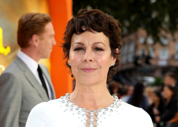 Once Upon A Time... In Hollywood UK Premiere - London. Helen McCrory attending the Once Upon A Time... In Hollywood UK premiere in Leicester Square, London. Picture date: Tuesday July 30, 2019. See PA story SHOWBIZ Hollywood. Photo credit should read: Isabel Infantes/PA Wire. URN:44397097 (Press Association via AP Images)